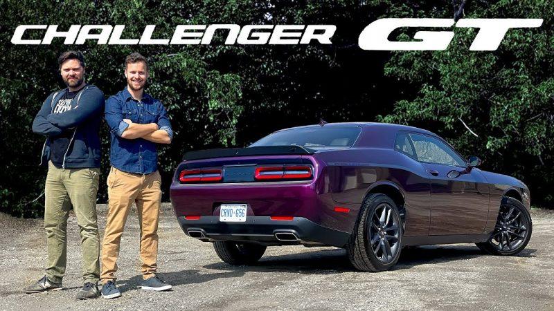2021 dodge challenger gt