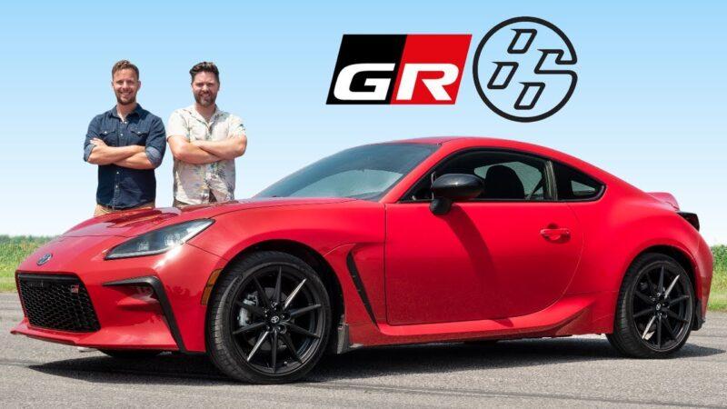 2022 gr86